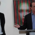 Maxim Wakultschik und Ulrich Matysik