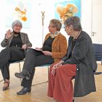 Künstlergespräch mit Birgit Ludwig-Weber