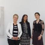 Birgit Ludwig-Weber, Dr. Marina Linares, Eva Vettel