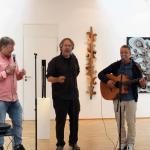 """Musikgruppe """"So Far"""" mit Benjamin Weißert, Markus Apitius und Peter Schmitz"""