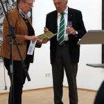 Birgit Ludwig-Weber und Prof. Dr. Frank Günter Zehnder