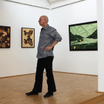 Der Künstler Max Stiller