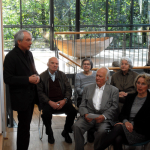 Jürgen Röhrig, Besucher der Ausstellung